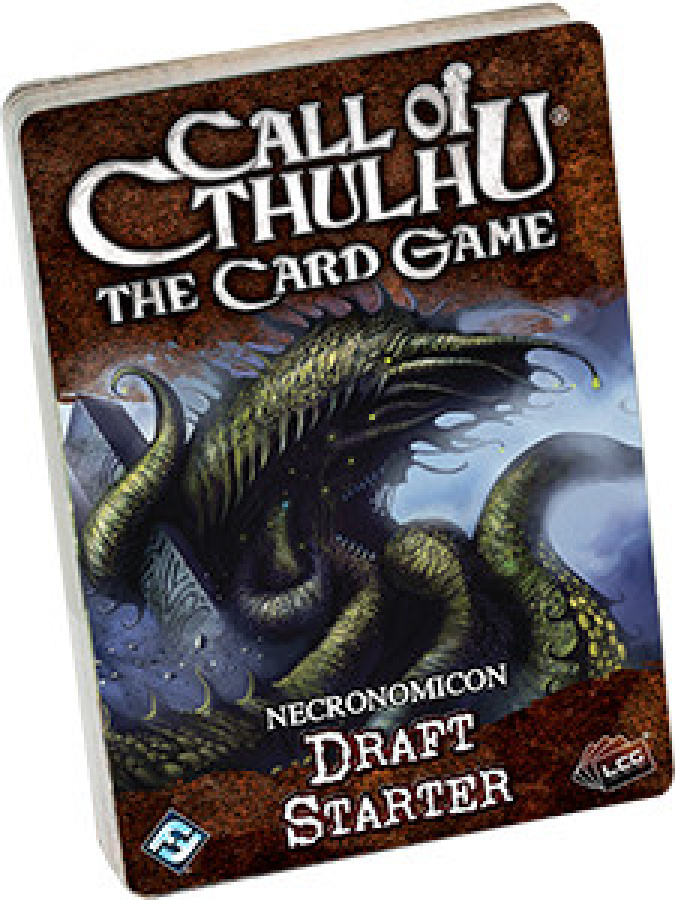 Call of Cthulhu LCG: Necronomicon Draft Starter