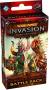 Warhammer Invasion LCG: The Burning of Derricksburg Battle Pack