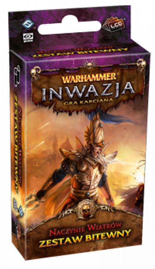Warhammer: Inwazja - Naczynie Wiatrów
