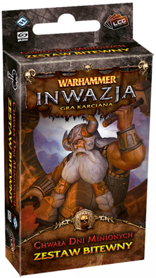Warhammer: Inwazja - Chwała Dni Minionych
