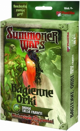 Summoner Wars: Bagienne Orki - Druga Talia
