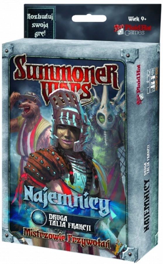 Summoner Wars: Najemnicy - Druga Talia