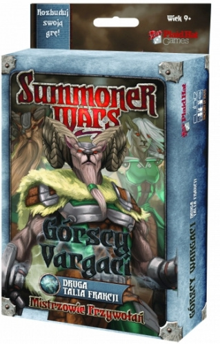Summoner Wars: Górscy Vargaci - Druga Talia