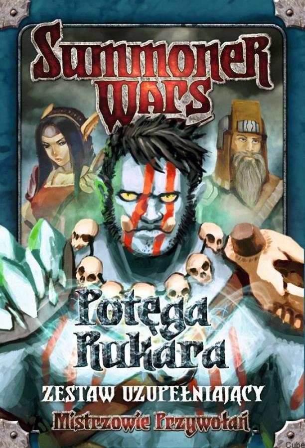 Summoner Wars: Potęga Rukara - Zestaw Uzupełniający