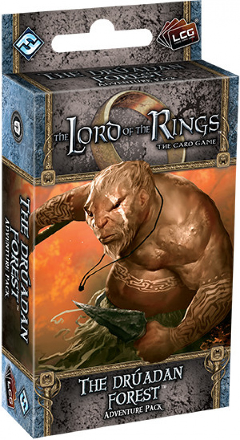 Lord of the Rings LCG: The Druadan Forest