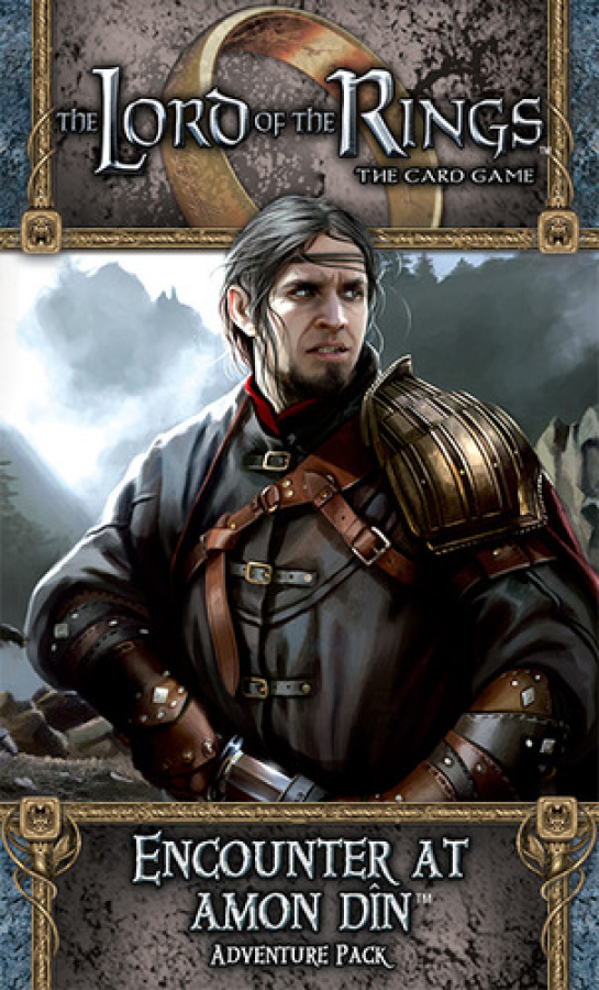 Lord of the Rings LCG: Encounter at Amon Din
