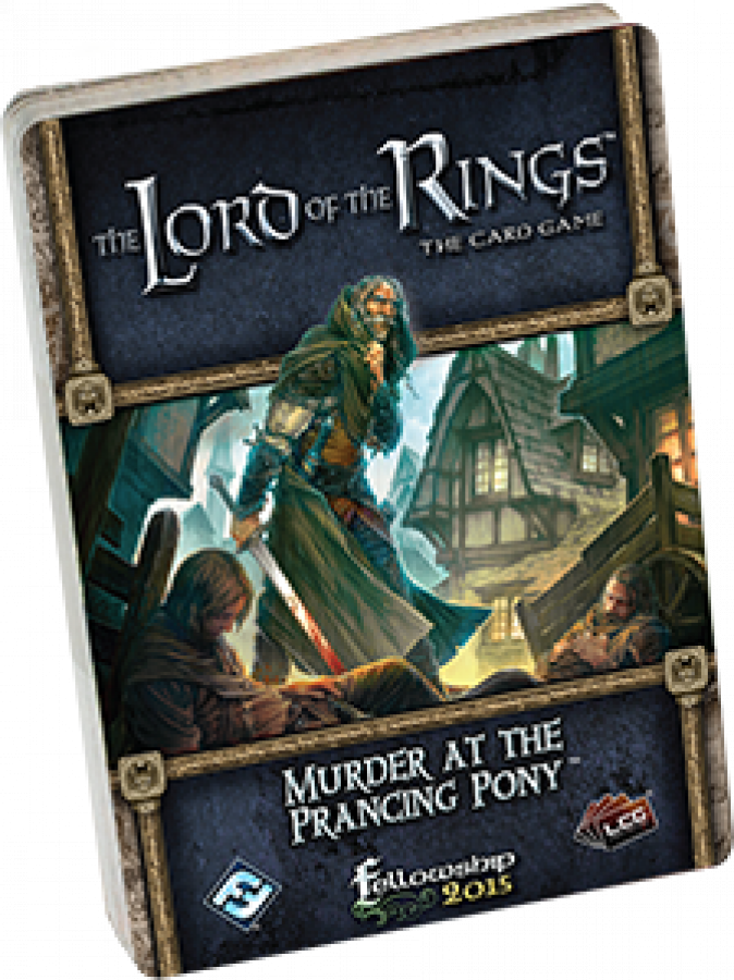 Lord of the Rings LCG: Murder at the Prancing Pony