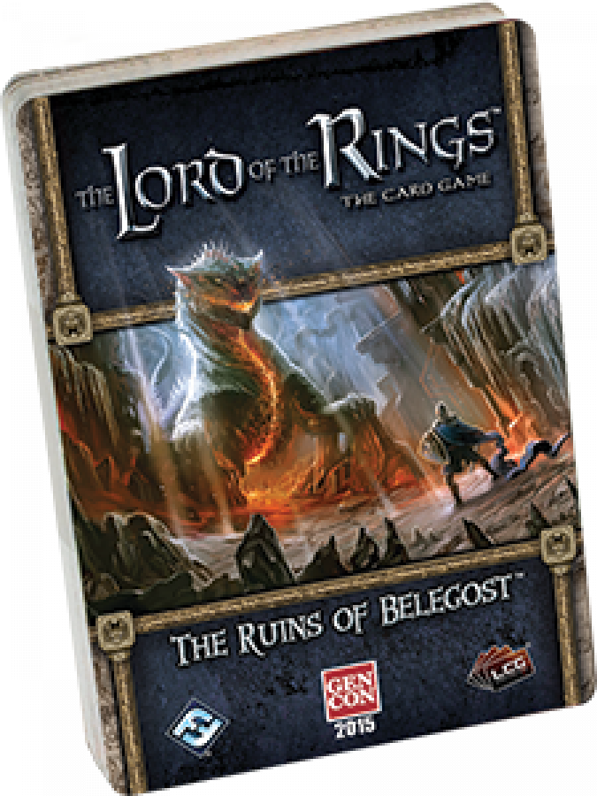 Lord of the Rings LCG: The Ruins of Belegost
