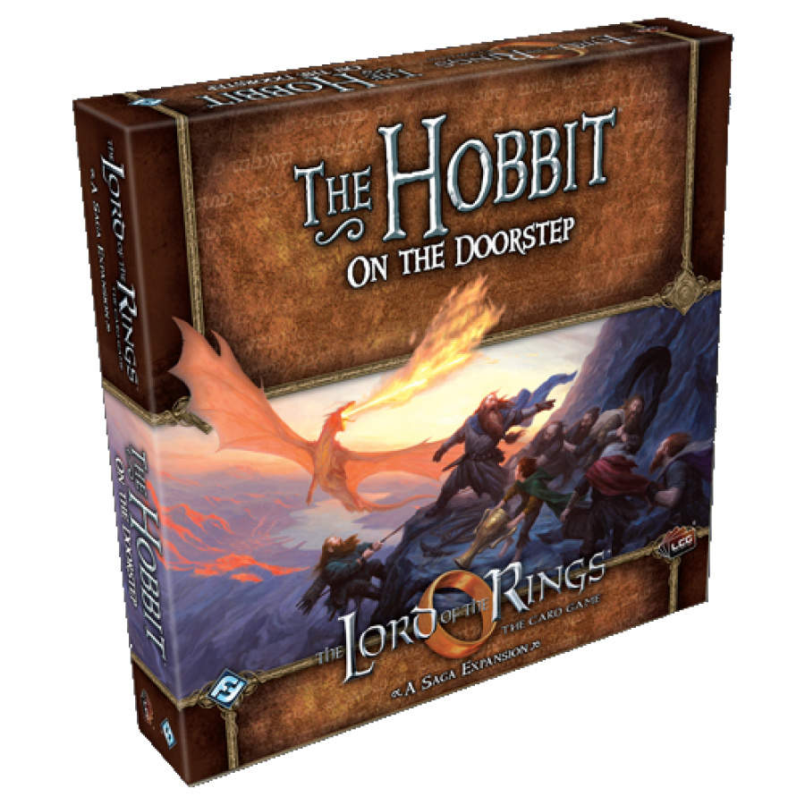 Lord of the Rings LCG: The Hobbit: On the Doorstep