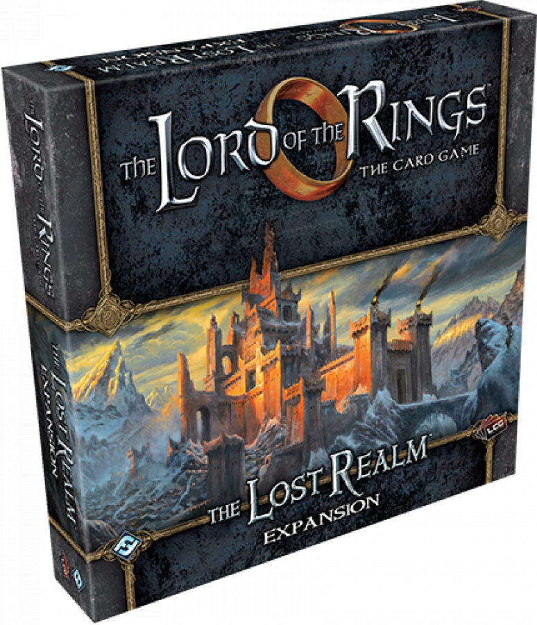 Lord of the Rings LCG: The Lost Realm