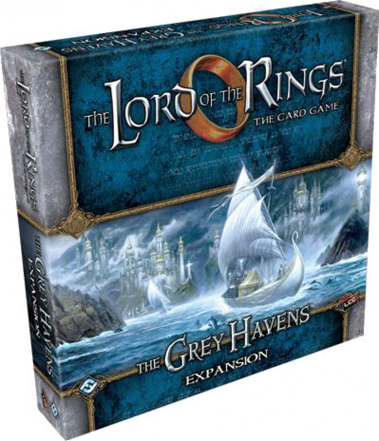 Lord of the Rings LCG: The Grey Havens Expansion