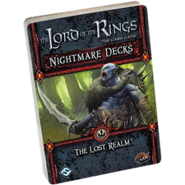 Lord of the Rings LCG: The Lost Realm Nightmare Decks