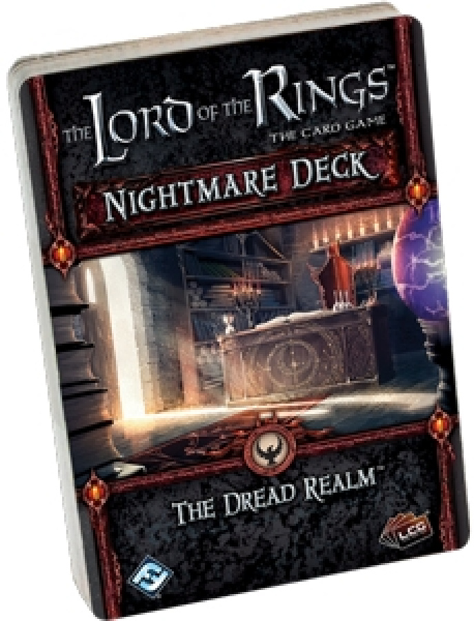 Lord of the Rings LCG: The Dread Realm Nightmare Deck