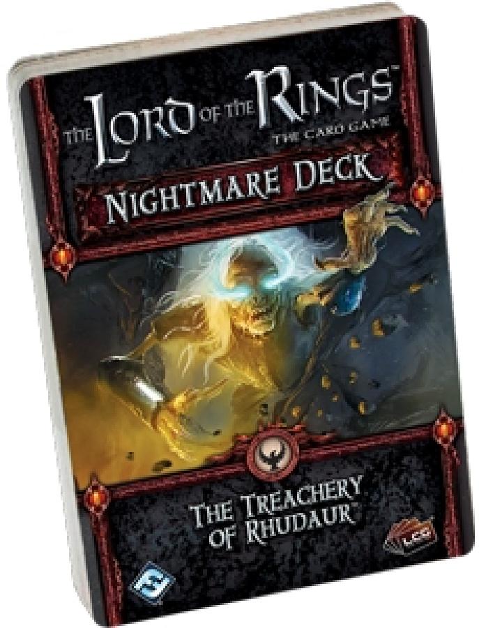 Lord of the Rings LCG: The Treachery of Rhudaur Nightmare Deck