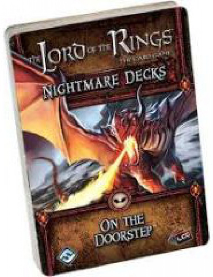 Lord of the Rings LCG: On The Doorstep Nightmare Deck