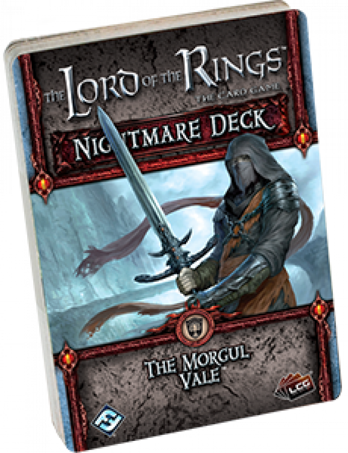Lord of the Rings LCG: The Morgul Vale Nightmare Deck