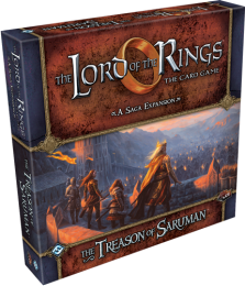Lord of the Rings LCG: The Treason of Saruman