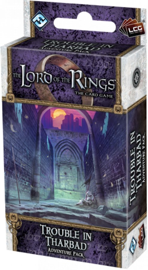 Lord of the Rings LCG: Trouble in Tharbad