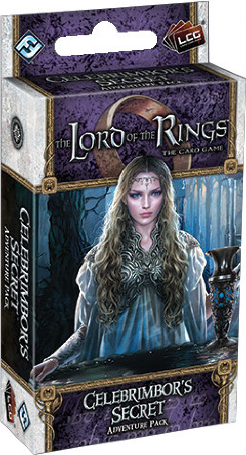 Lord of the Rings LCG: Celebrimbor's Secret