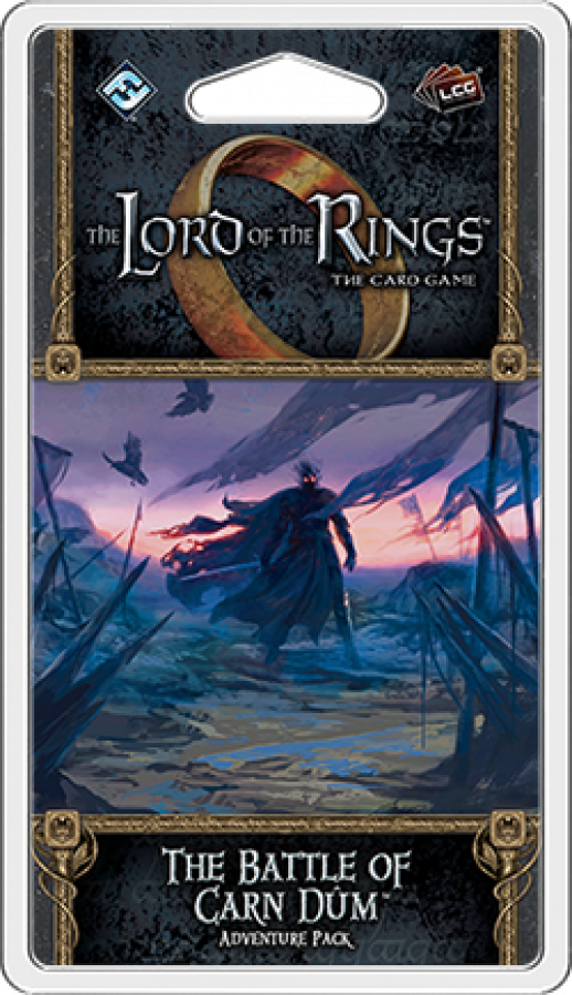 Lord of the Rings LCG: The Battle of Carn Dum