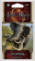 Lord of the Rings LCG: The Mumakil
