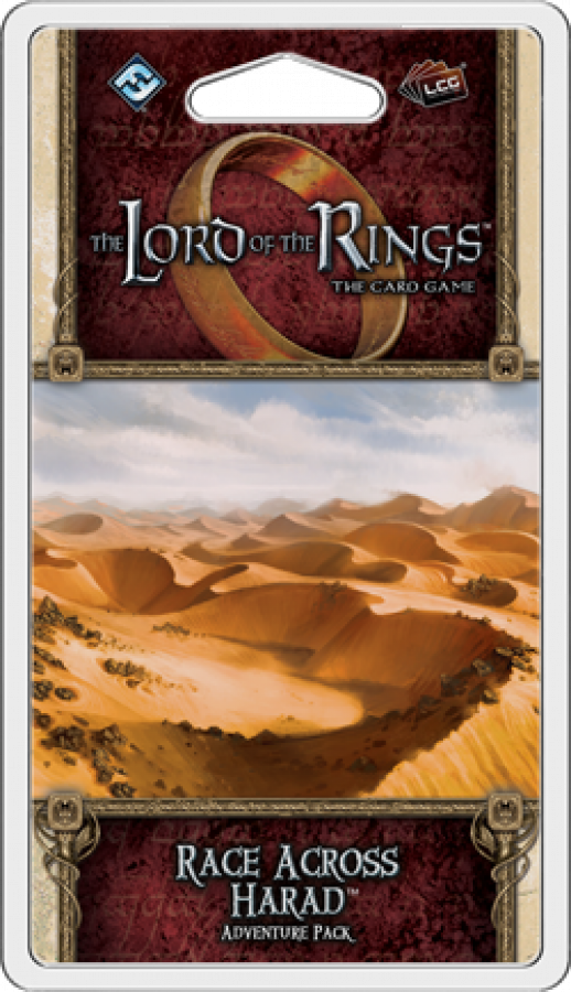 Lord of the Rings LCG: Race Across Harad
