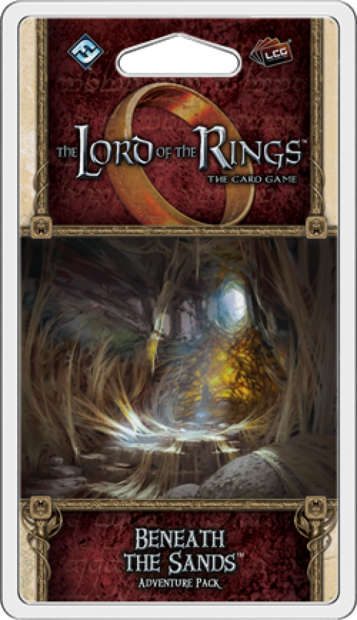 Lord of the Rings LCG: Beneath The Sands