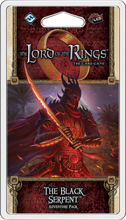 Lord of the Rings LCG: The Black Serpent