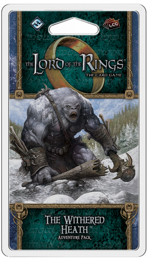 Lord of the Rings LCG: The Withered Heath