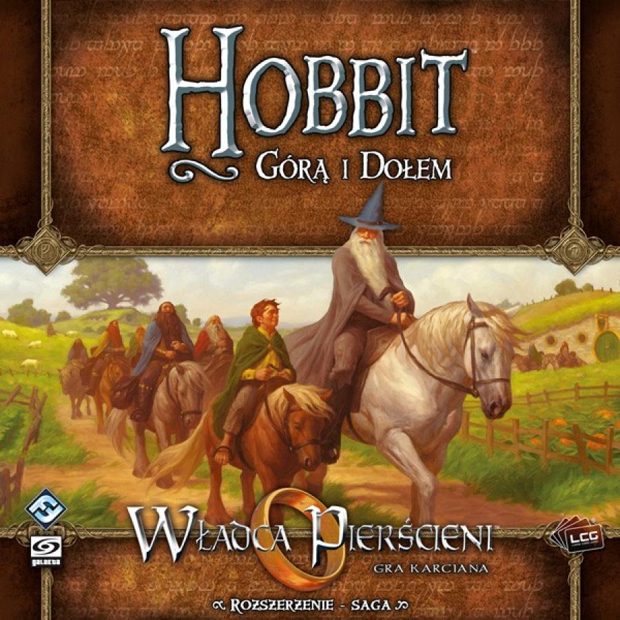 Władca Pierścieni LCG - Hobbit: Górą i Dołem