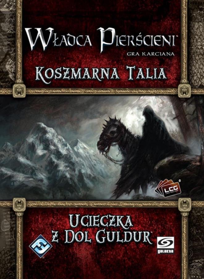 Władca Pierścieni LCG - Ucieczka z Dol Guldur - Koszmarna Talia