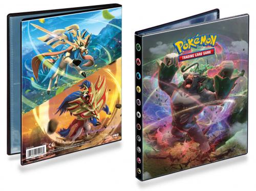 Pokemon TCG: Rebel Clash - Album A5 na 80 kart