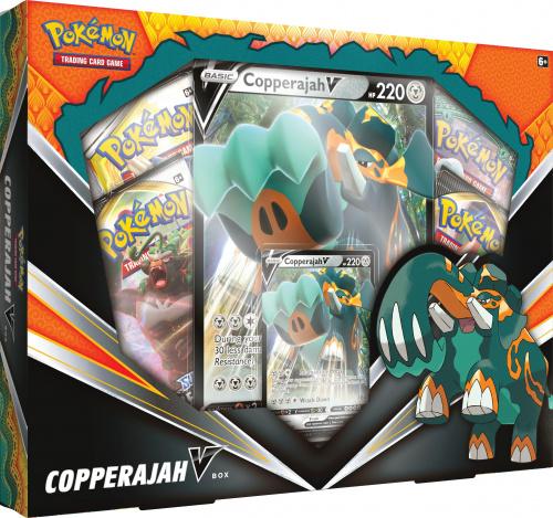 Pokemon TCG: Rebel Clash - VBox June Copperajah