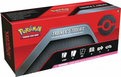 Pokemon TCG: Sword & Shield - Rebel Clash Trainer's Toolkit