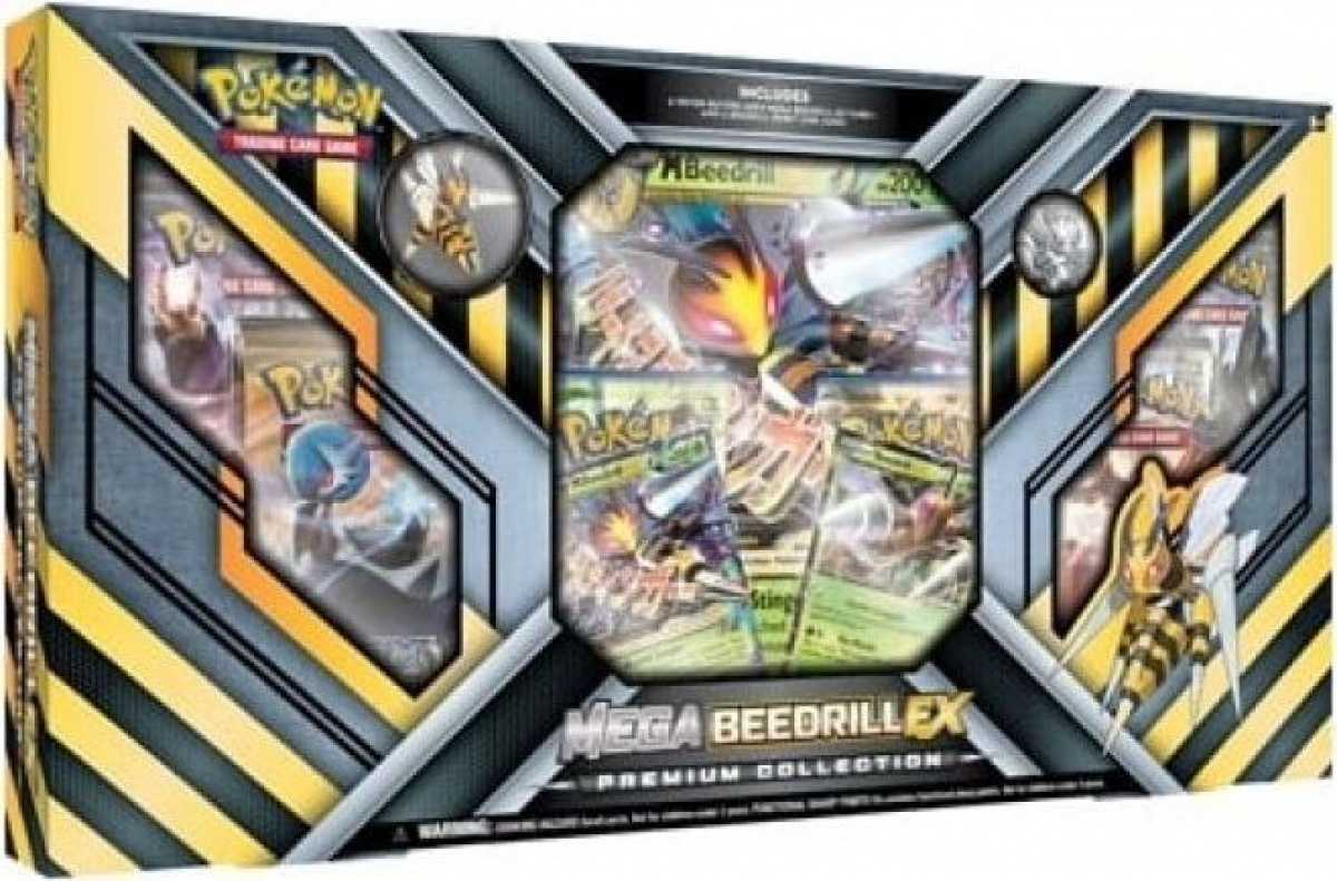 Pokemon TCG: Mega Beedrill-EX Premium Collection