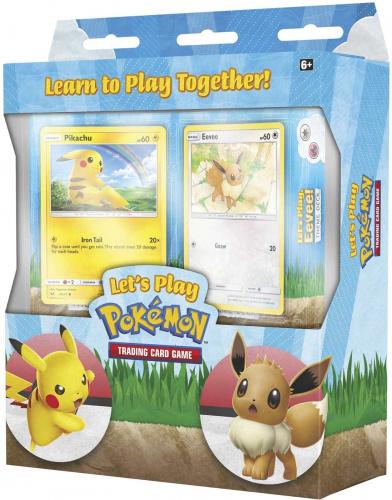 Pokemon TCG: Let's Play - Theme Decks