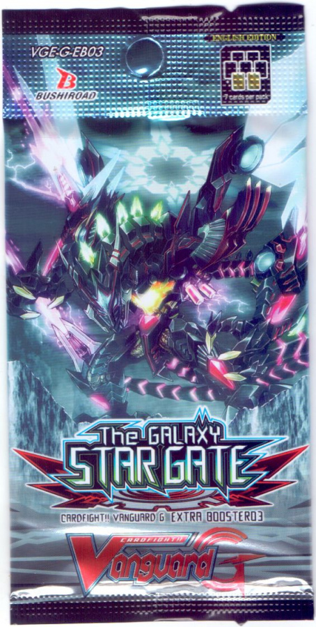 Cardfight Vanguard G: The Galaxy Star Gate - Extra Booster 03
