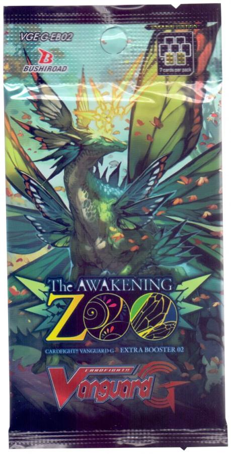 Cardfight Vanguard G: The Awakening ZOO - Extra Booster 02