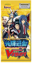 Cardfight Vanguard: Brilliant Strike booster