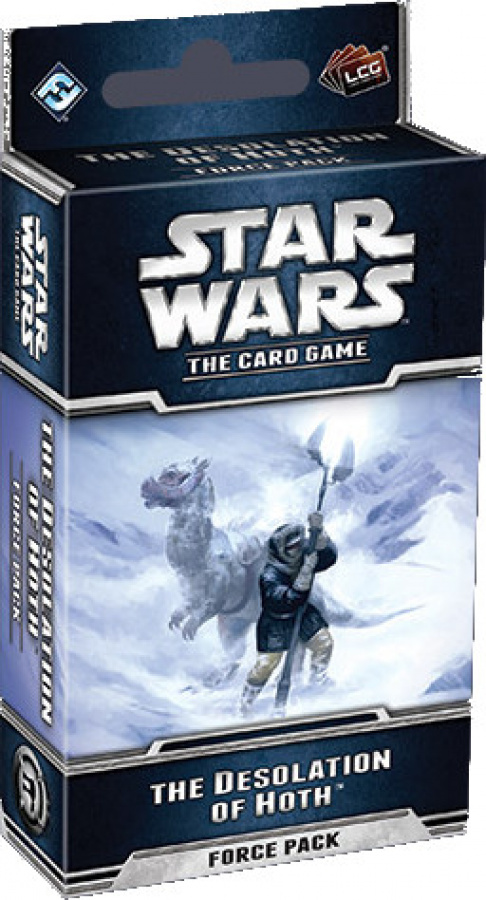 Star Wars LCG - The Desolation of Hoth