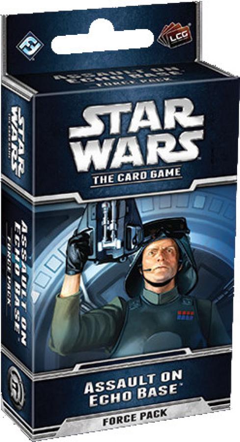 Star Wars LCG - Assault on Echo Base