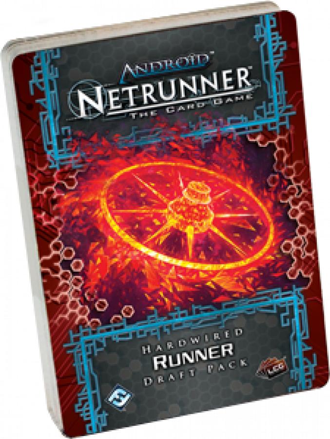 Android: Netrunner LCG: Hardwired - Runner Draft Pack