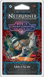 Android: Netrunner LCG - Valencia