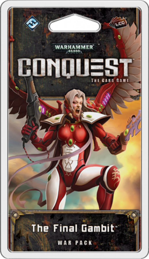 Warhammer 40,000 Conquest LCG: The Final Gambit