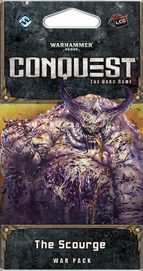 Warhammer 40,000 Conquest LCG: The Scourge