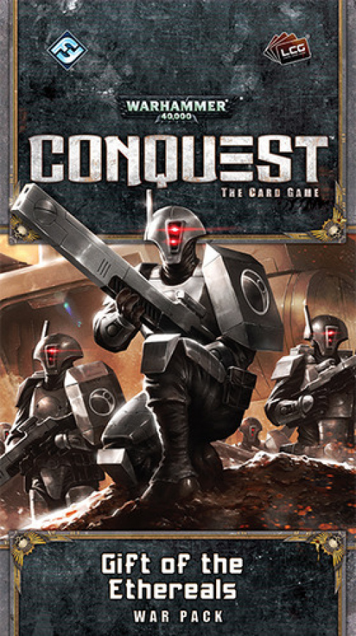 Warhammer 40,000 Conquest LCG: Gift of the Ethereals