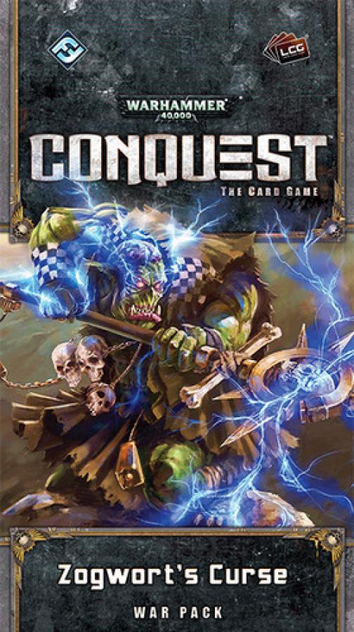Warhammer 40,000 Conquest LCG: Zogwort's Curse