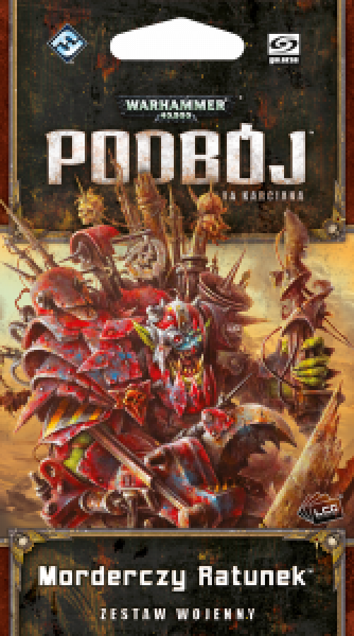 Warhammer 40,000 Podbój LCG: Morderczy Ratunek