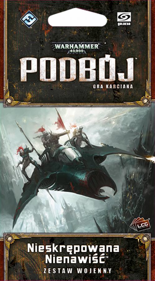 Warhammer 40,000 Podbój LCG: Nieskrępowana Nienawiść