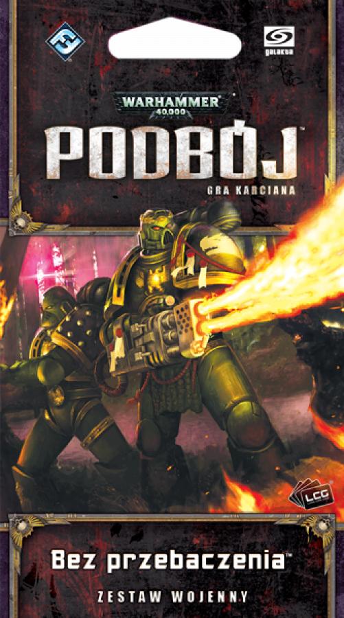 Warhammer 40,000 Podbój LCG: Bez Przebaczenia